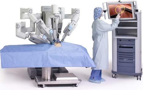 daVinci Hysterectomy